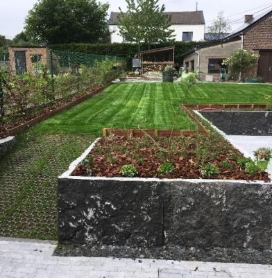 Création, conception et entretien de jardins et parcs à Rixensart, Overijse, ...